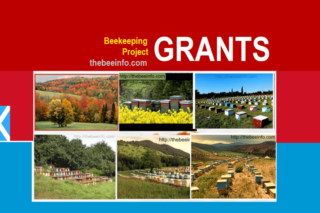 Grant Proposal: Beekeeping Project Grants For Raising Honey Bees. (115)