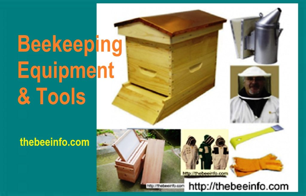 BeeKeeping Equipment: A List Of Essential BeeKeeping Equipment And Tools. (131)