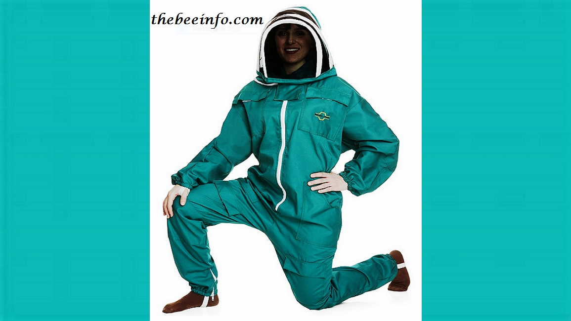 Bee Suit–BeeKeeping Suit: 5 Easy Steps To Make A Beekeeper Suit at Home.