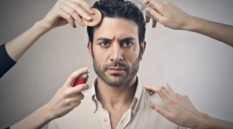 Make-Up For Men: How To Apply It And Look You Very Best